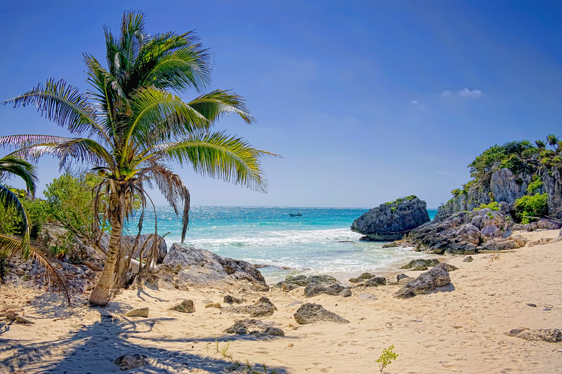 Beach of Tulum (WA0901)