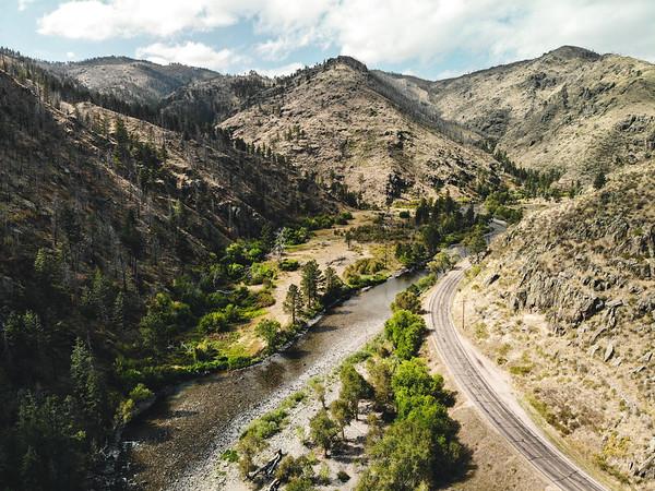 Colorado - Drone
