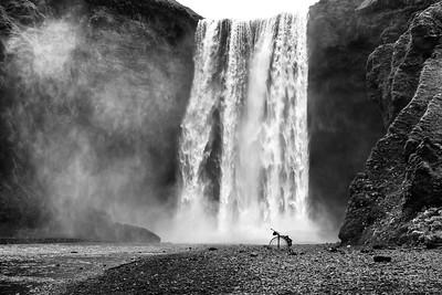 Iceland. Skogafoss
