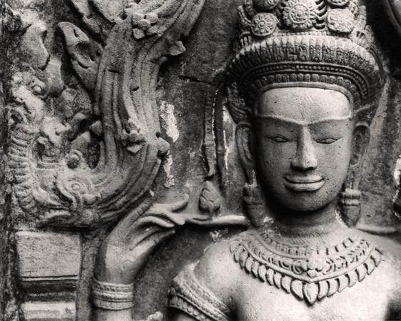 Devata, Angkor Wat, Cambodia