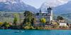 Lake Annecy, Haute-Savoie,  France