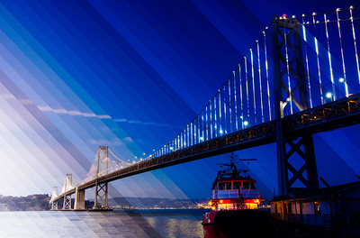 BAY BRIDGE TIMESLICE