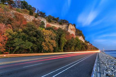 Great River Road Bluffs