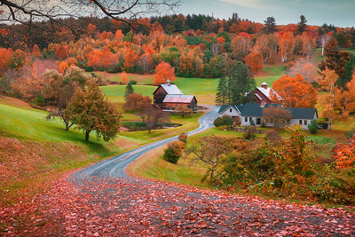 Sleepy Hollow Farm - Vermont