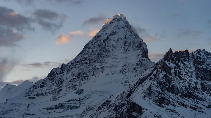 Hagshu North Face, India