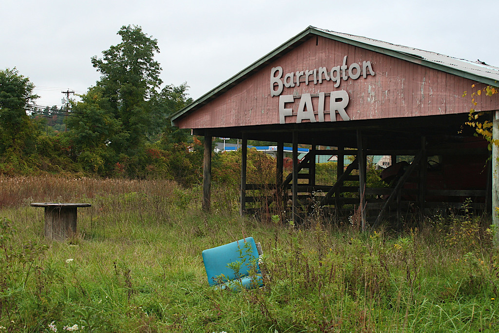 """Barrington Fair"" - 16x20 Canvas"