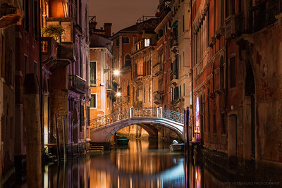 Reflections in Venice