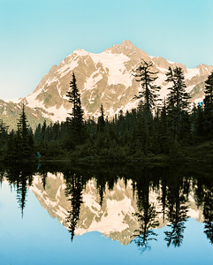 Reflecting Shuksan