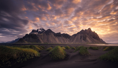 Vesturhorn Light