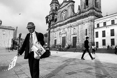 Colombia, Bogota