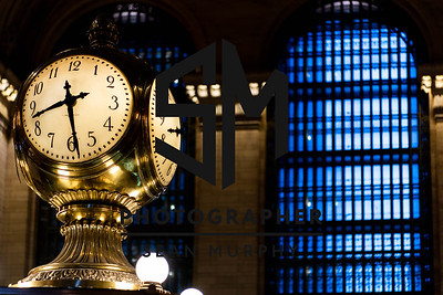 Time Stand Still/Grand Central Terminal, New York City