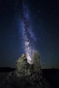 Birth of a Galaxy