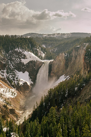 Upper Yellowstone Falls // 2011