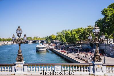 Paris plaige