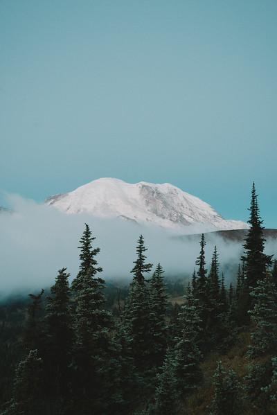 Rising Mountain
