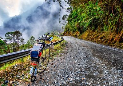 Colombia, Trampolin de la Muerte