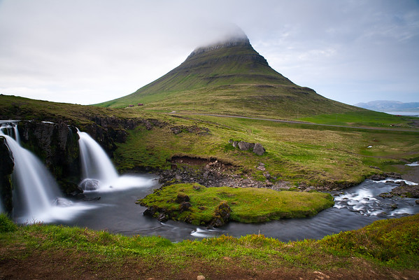 Kirkjufellsfoss, Snæfellsnes, Iceland