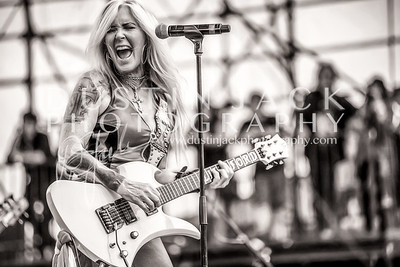 Lita Ford Hair Nation Fest
