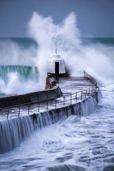Portreath Storm