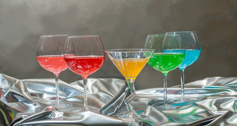 Cocktail Rainbow