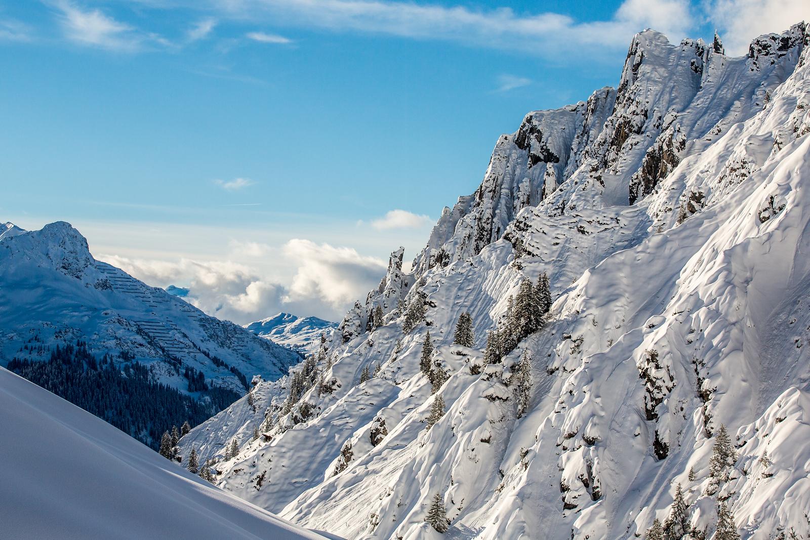 Marshmellow Mountain