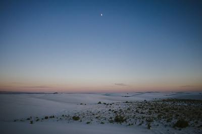 Dune Moon // 2019