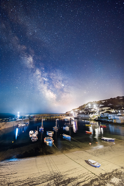 Mousehole Milky Way