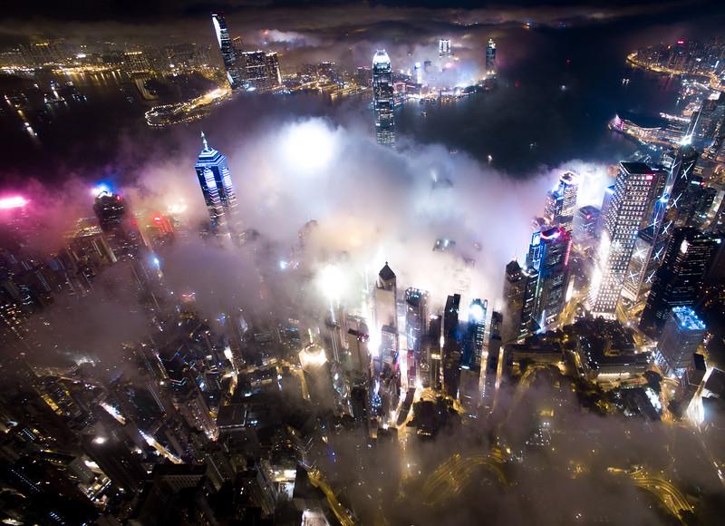 Urban Fog #01
