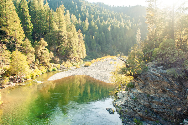 Yuba River California