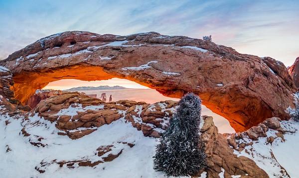 Mesa Arch UT