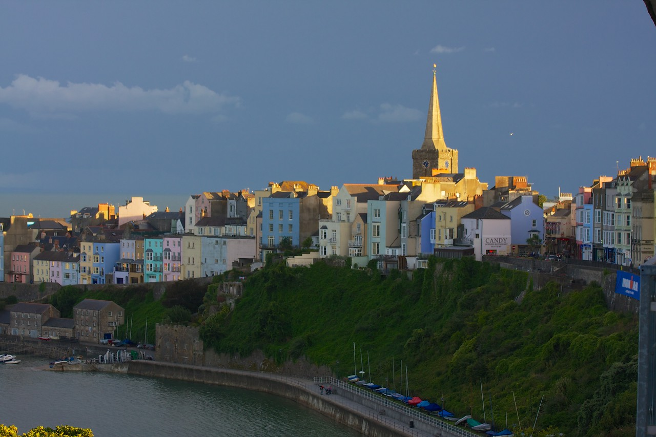 Tenby St Mary's