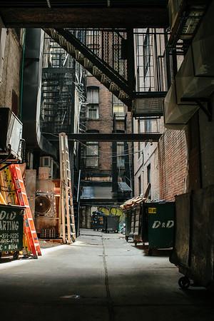 Back Alley // 2013