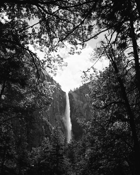 Framing the Falls