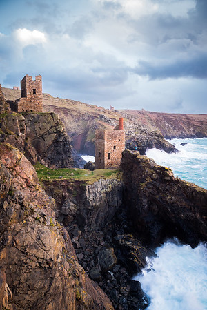 Botallack Crown Mines