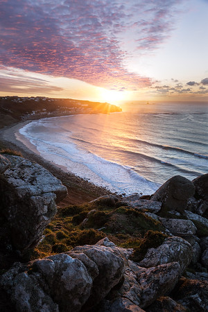 Sennen Cove Sunset