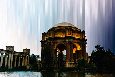 PALACE OF FINE ARTS TIMESLICE