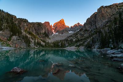 Delta Lake Sunrise