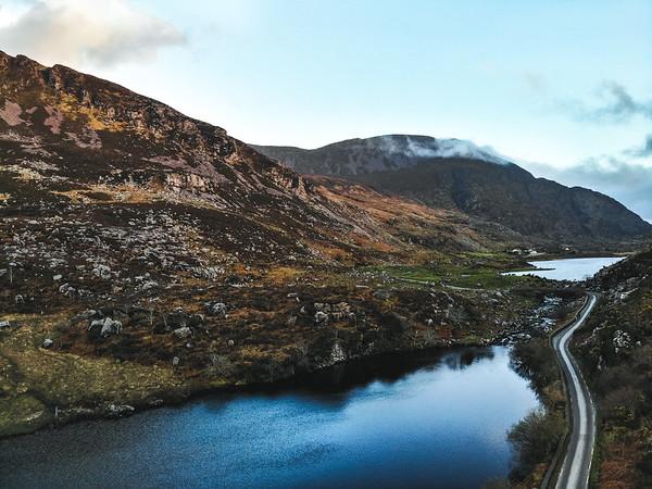 Ireland - Drone