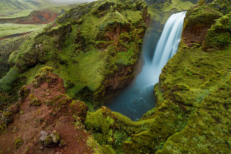 Fimmvorduhals Trail Iceland