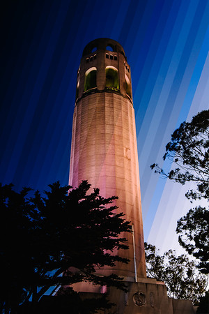 COIT TOWER TIMESLICE