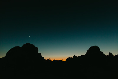 Joshua Tree Moon // 2012