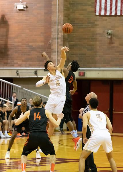 Willamette University (M) Basketball vs. Lewis and Clark - February 16th, 2019