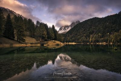 Shine of the Lake