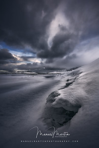 Winter Shoreline