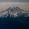 Mt. Rainier from the Air