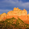 Contrasting Sedona Light