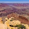 The Grand Canyon's Battleship Rock