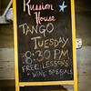 Tango Tuesday at the Russian House