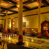 The Driskill Hotel Lobby - Side Entrance