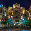 The Driskill Hotel from the Outside
